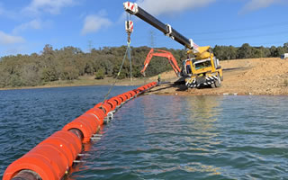 Thompsons Creek Dam Project