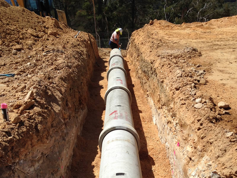 Drainage and Pipework